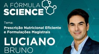 Luciano Bruno ministra palestra em Petrolina no próximo sábado